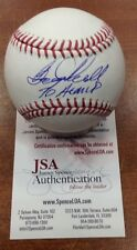 Boog Powell Autographed Signed Official Baseball 70 AL MVP Ins W/ JSA - ORIOLES