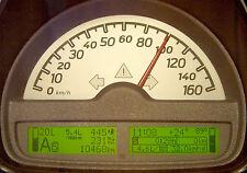 Computer di bordo viaggio CALCOLATRICE consumo indicatore della SMART FORTWO 451 dal anno 2007