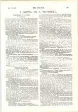 1895 RC Savage Breve storia John di ABERNETHY Society Chat Signora RALLI Carr