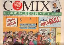 G3  COMIX N. 51 DEL 20 FEBBRAIO 1993 IL GIORNALE DEI FUMETTI
