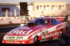FUNNY CAR PHOTO NHRA DRAG RACING KENNY BERNSTEIN SEARS POINT 1989