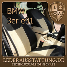 LEDERAUSSTATTUNG DE BMW e91 Touring Sitzbezüge,Schonbezüge,Autositzbezüge,Tuning