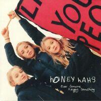 HONEY HAHS Dear Someone Happy Something (2018) 13-track CD album NEW/SEALED