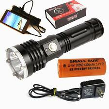 CREE XM-L T6 USB LED 500meter 26650 Rechargeable Battery Flashlight Torch ZY-T82