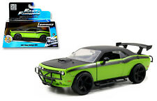 LETTY'S DODGE CHALLENGER SRT8 FAST & FURIOUS 7 MOVIE 1/32 CAR BY JADA 97140