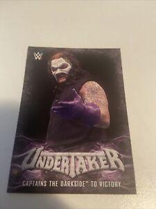 2017 Topps WWE Undertaker Tribute # 11 of 40
