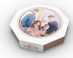 TRUE BEAUTY tvn Drama OST 여신강림 Album+poster korea drama Expedited shipping