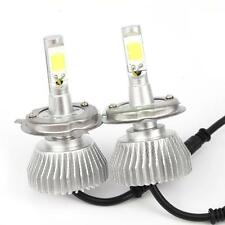 2* 60W 6000LM H4 LED Light Headlight Vehicle Car Hi/Lo Beam Bulb Kit 6000k White