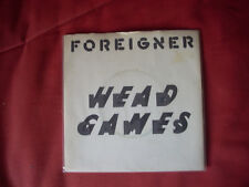 FOREIGNER : HEAD GAMES   + 1 ( KISS , BLACK SABBATH , VAN HALEN , QUO)