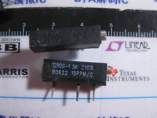 1X 1280G-1 5K 10% Trimmer Resistors Through Hole 5Kohms 3/4w Y00565K00000K0L
