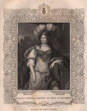 BRITISH HISTORY. Frances Theresa Stewart, Duchess Of Richmond. TALLIS 1853