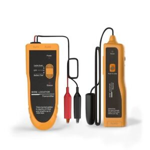 Underground Tube Wall Wire Cable Line Locator Lan Tracker Detector Wire Finder