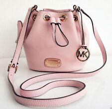 Michael Kors Drawstring Leather Outer Handbags