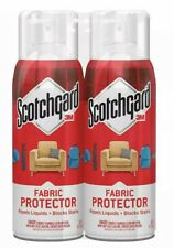 New ListingLot Of 2 6oz Scotchgard Benefits Charity Fabric Furniture Upholstery Protector