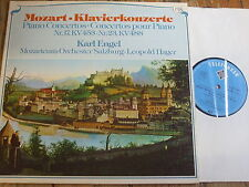 6.41888 AW Mozart Piano Concertos Nos. 17 & 23 / Engel / Hager