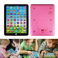 Baby Kids Earlly Learning Tablet IPAD Educational Toys Gift Girl Boy Toddler USA