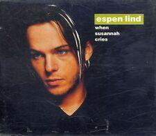 Espen Lind - When Susannah Cries ° Maxi-Single-CD von 1997 °