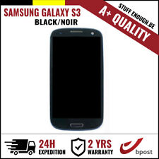 A+ LCD TOUCH SCREEN DISPLAY/SCHERM/ÉCRAN BLACK FOR SAMSUNG GALAXY S3 I9300