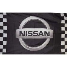 Nissan Automotive Racing 3'x 5' Super Polyester Flag