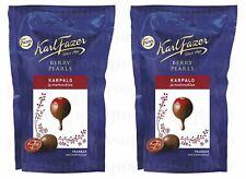 Karl Fazer Berry Pearls Cranberry 2 packs 180g / 6.3oz