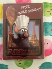Disney Epcot /France Ratatouille Magnet new for 2018