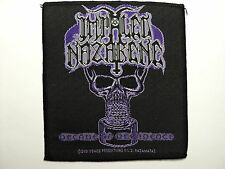 IMPALED NAZARENE  WOVEN  PATCH