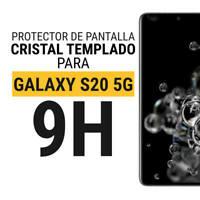 Sentete® Samsung Galaxy S20 Plus 5G Protector Pantalla Cristal Templado PREMIUM