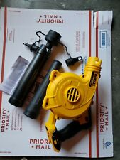 DEWALT DCE100B 20V MAX Cordless Li-Ion Jobsite Leaf Blower (Bare Tool)