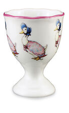 Jemima Puddleduck - Porcelain Egg Cup - Reutter Porzellan - Beatrix Potter