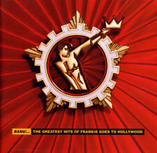 FRANKIE GOES TO HOLLYWOOD * BANG! THE GREATEST HITS { CD ALBUM } 1993 VGC