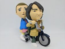 Stranger Things Loot Crate Limited Edition Eleven and Mike Figure Artist Series