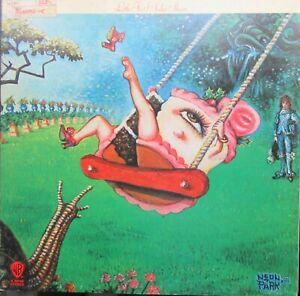 LITTLE FEAT SAILIN' SHOES LP WB Original K46156 Green Label 1972 Excellent