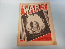 The War Illustrated No. 40 Vol 2 1940 Heinkel French Army Belgium Weygand