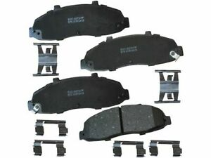 For 2002 Lincoln Blackwood Brake Pad Set Front Bendix 58537RS