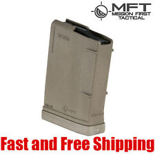 Mission First Tactical 10 Round 5.56/223 Polymer Magazine - Scorched Dark Earth
