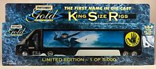 Matchbox Gold Collection King Size Rigs Body Glove New In Box 1996