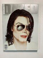 JULY 2001 Dazed And Confused Magazine - Michael Jackson, Howard Bloom
