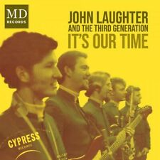 John Laughter & 3rd Gen - It's our time - MD Records NEW NORTHERN SOUL 45 - HEAR