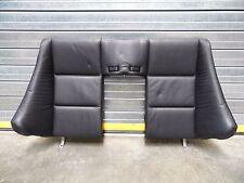 BMW 3 Series E46 Convertibile Sedile Posteriore Schienale cuoio Tappezzeria 52208255022