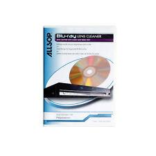 Allsop Blu-ray Laser Reinigungs Disc CD mit Audio und Video Test 59153