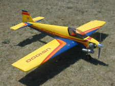 Giant Ultra Sport 1000 Aerobatic Sport Plane Plans, Templates, Instructions 74ws