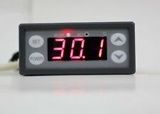 12v Digital Thermostat Temperature Controller 1m Probe -50℃~110℃ F car Aquarium