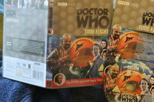 Doctor Who - Time Flight (Special Edition) Dr Who - Peter Davison Timeflight