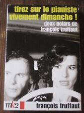François Truffaut 2x DVD Set  feat: Tirez sur le pianiste & vivement dimanche!