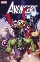 AVENGERS 1 deutsch VARIANT C ART ADAMS +GRATIS COMIC+STOFFTASCHE Marvel Tag 2019