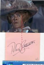 More details for peter butterworth vintage signed page aftal#145