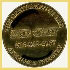 MR. JAY Appliance Industry Long Island NY $100 Gift Certificate Trade Token photo