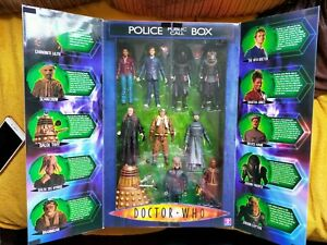 Doctor Who Series 3 10 Figure Boxed Set