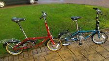 Dahon fold up folding bike bicycles