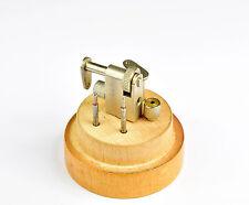 Uhrmacherwerkzeug D.G.M im Holzetui Uhrmacher watchmaker tool